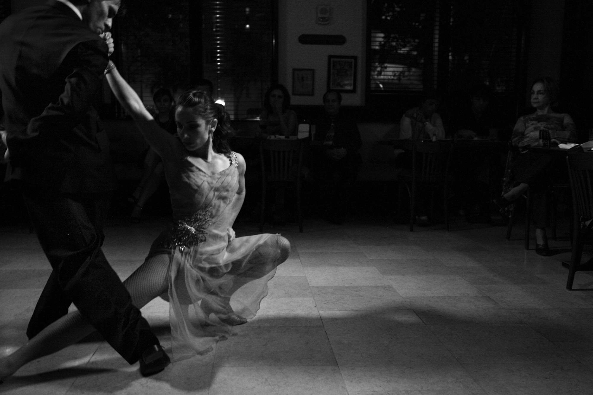 Ana Padron and Diego Blanco discuss community building and the healing powers of Argentine tango