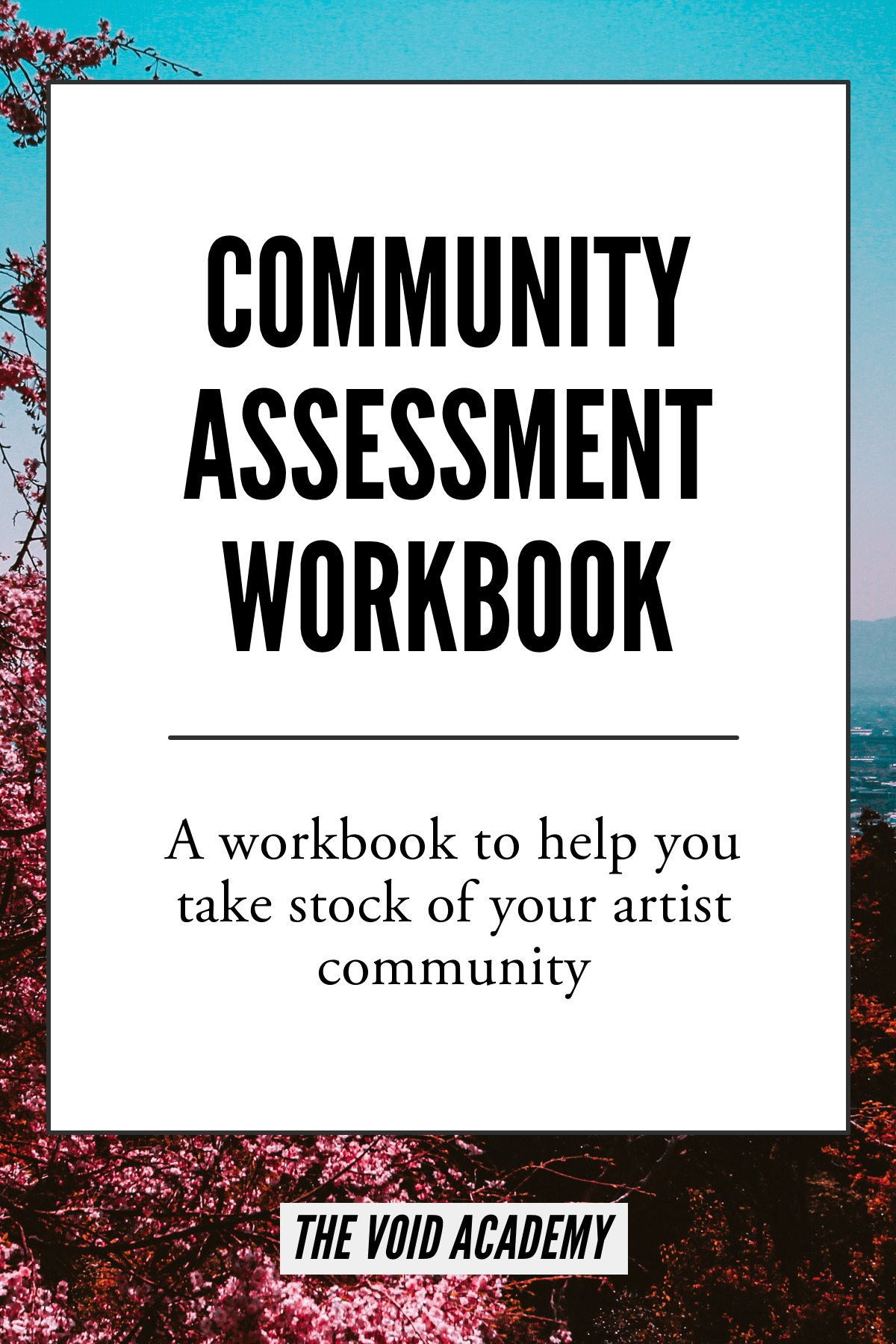 community assessment 2